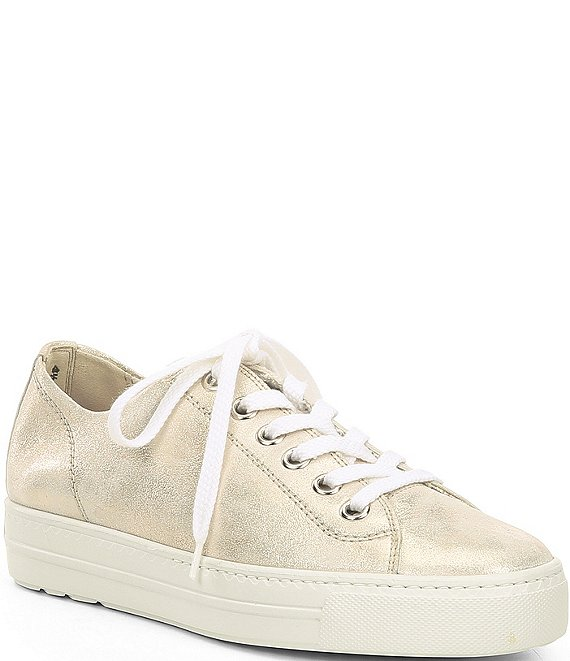 Color:Metallic - Image 1 - Ally Sneakers
