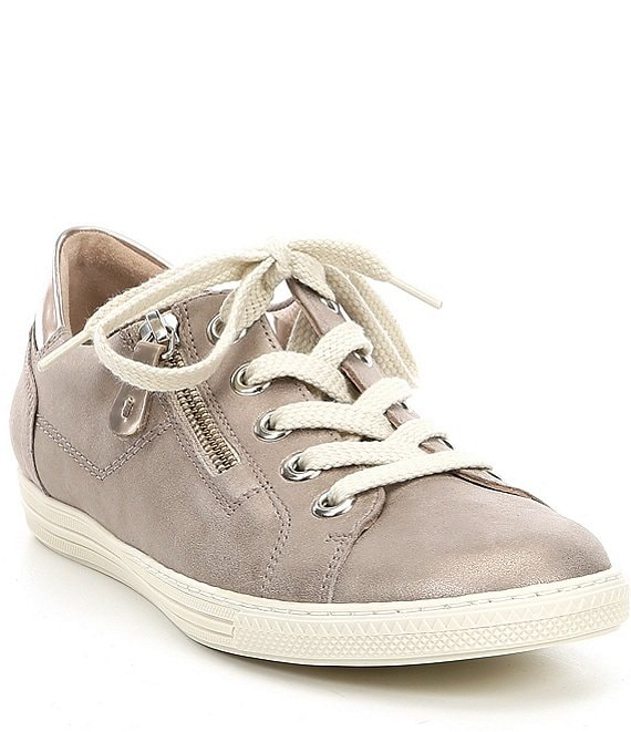 Color:Chap SD MT - Image 1 - Upbeat Leather Sneakers