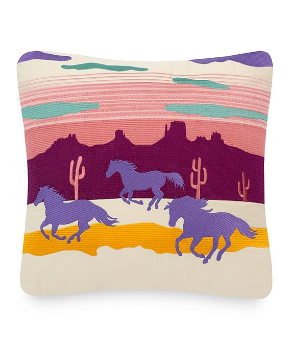 Pendleton Kid's Ponies Pillow