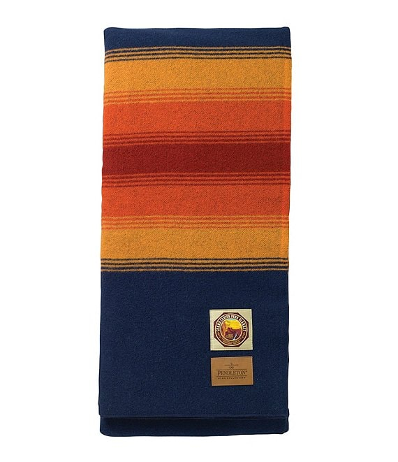 Pendleton National Park Stripe Throw