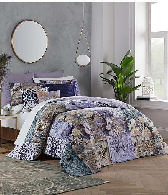 Color:Lavender Multi - Image 1 - Poetic Wanderlust™ by Tracy Porter Lillian Quilt