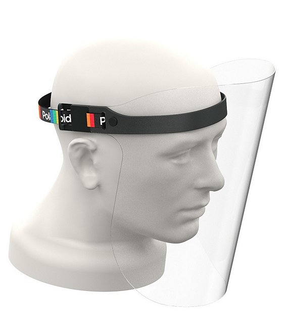 Color:Black - Image 1 - Staysafe2 Face Shield