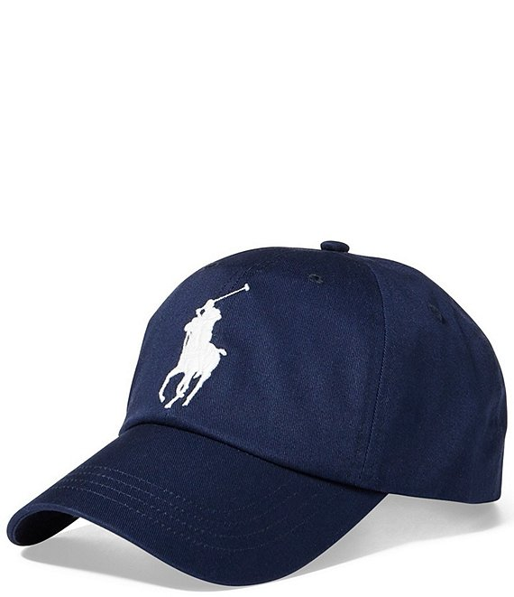 0c016866ad34a Polo Ralph Lauren Big Pony Athletic Twill Cap