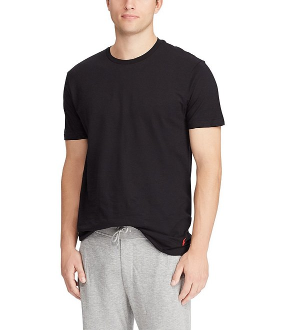 Polo Ralph Lauren Big & Tall Classic Fit Crew 2-Pack Tees