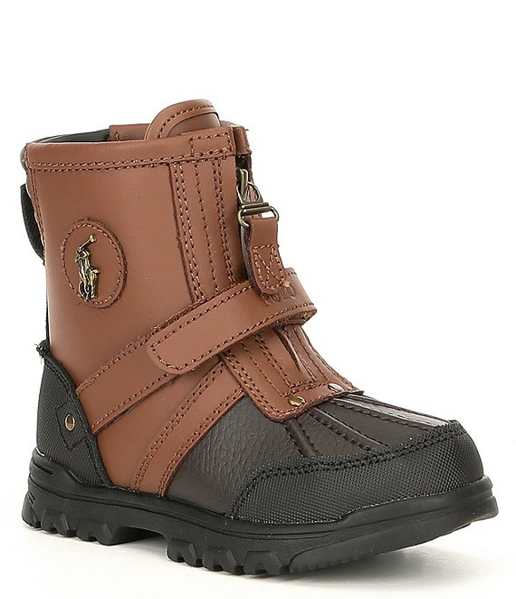 Polo Ralph Lauren Boys' Conquered Boot (Toddler)