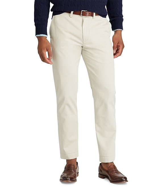 to buy select for best street price Polo Ralph Lauren Classic-Fit Flat-Front Bedford Chino Pants