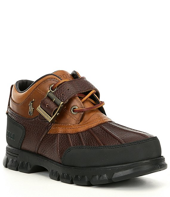 Polo Ralph Lauren Dover III Leather Boot