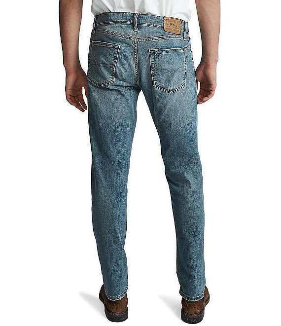 special for shoe top quality pretty cheap Polo Ralph Lauren Hampton Relaxed Straight-Fit Stretch Denim Jeans