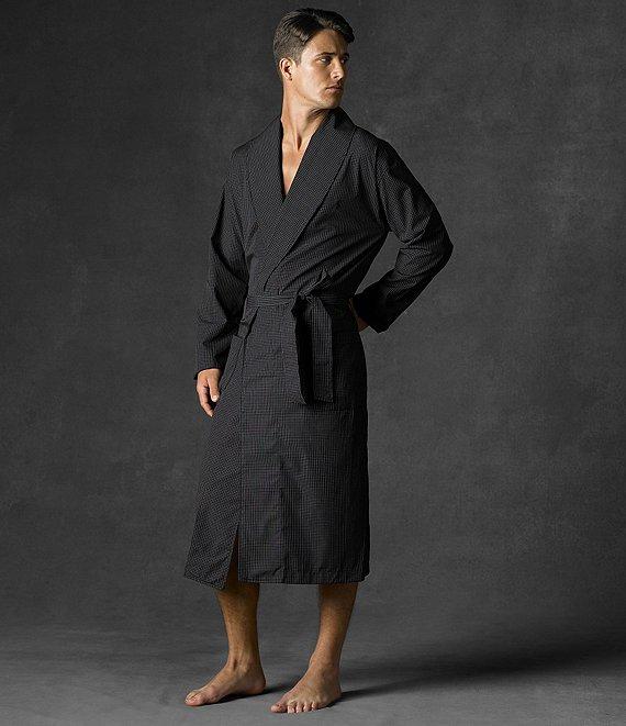 1e0b24983a2 Polo Ralph Lauren Soho Plaid Robe