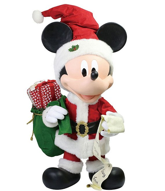 Possible Dreams Disney 2.5-ft. Merry Mickey Figurine