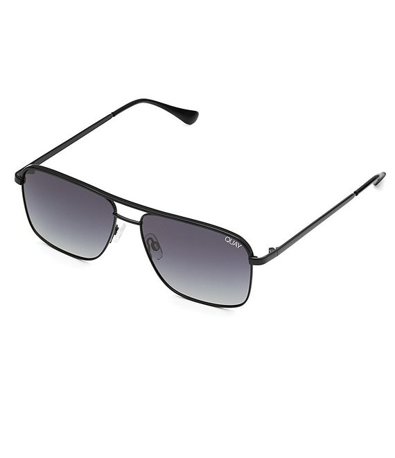 Color:Black/Smoke Fade - Image 1 - Poster Boy Polarized Navigator Sunglasses