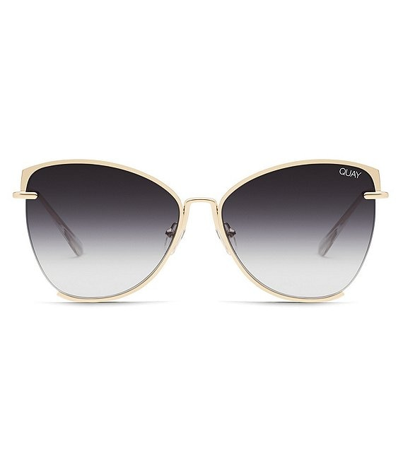 Quay Australia Dusk To Dawn Over-Sized Sunglasses