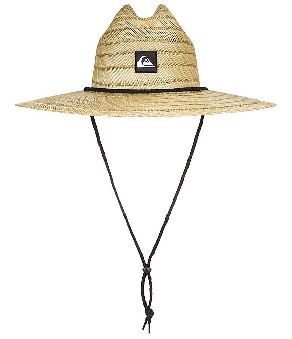 Color:Natural Straw - Image 1 - Pierside Straw Hat