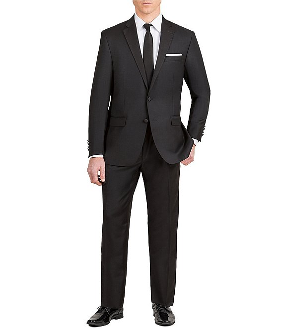 Color:Black - Image 1 - Ralph by Ralph Lauren Classic-Fit Tuxedo