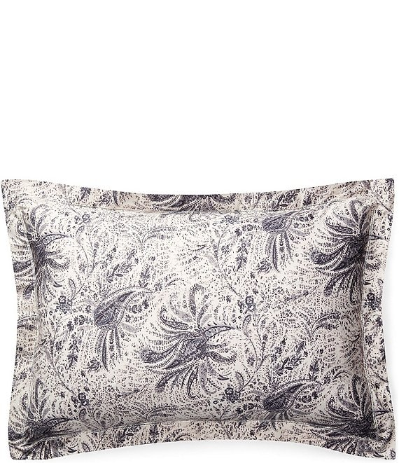 Ralph Lauren Dover Street Collection Gwendolyn Paisley Sham