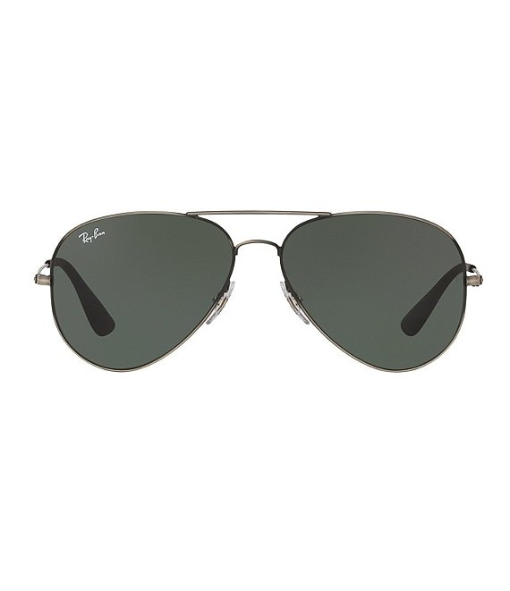 ray ban aviator glasses black