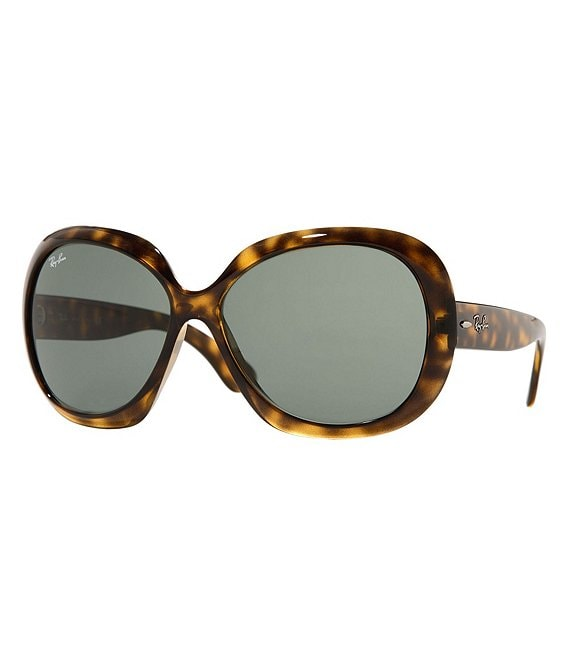 Ray-Ban Jackie Ohh II Over-Sized Sunglasses