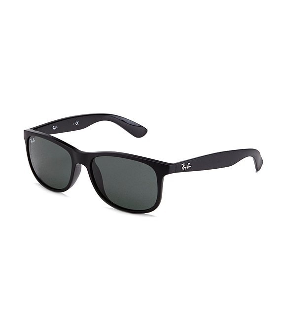 Color:Black - Image 1 - Youngster Collection Wayfarer UVA/UVB Protection Sunglasses