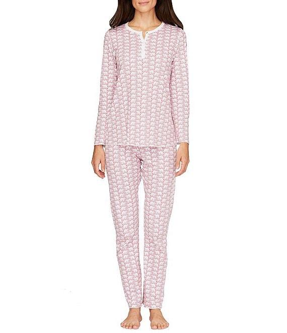 Medium NWT Deerest Cardinal - J.Crew x Roller Rabbit Pajama Set M
