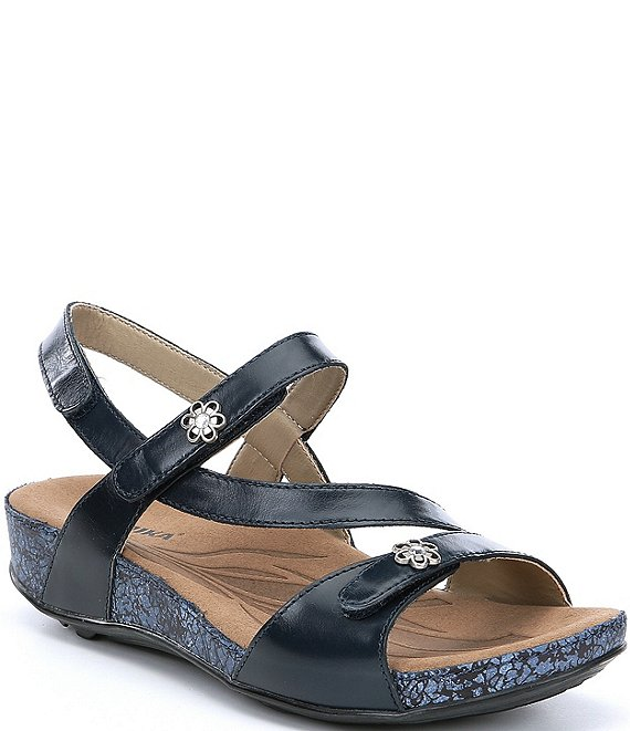 308876b67c3e8 Romika Fidschi 54 Leather Strappy Sandals | Dillard's