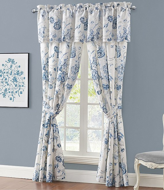 Rose Tree Ardenelle Window Treatments