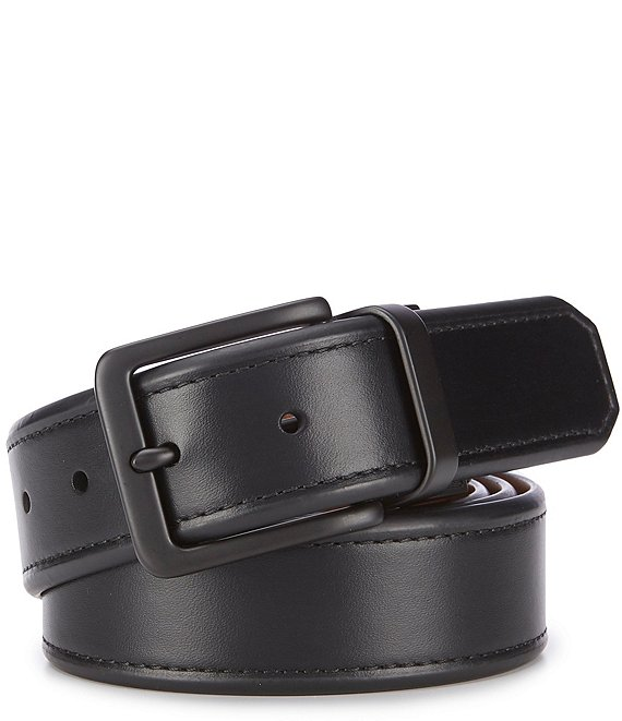 Roundtree & Yorke Big & Tall Blackout Belt