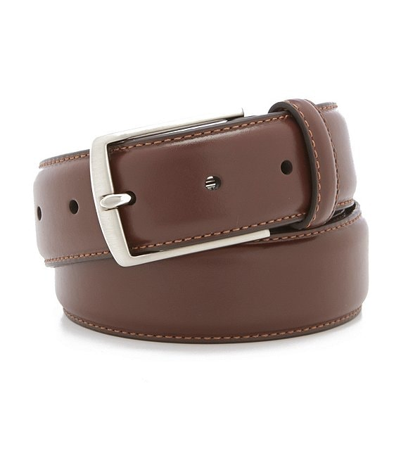 Roundtree & Yorke Dos Amigos Leather Belt