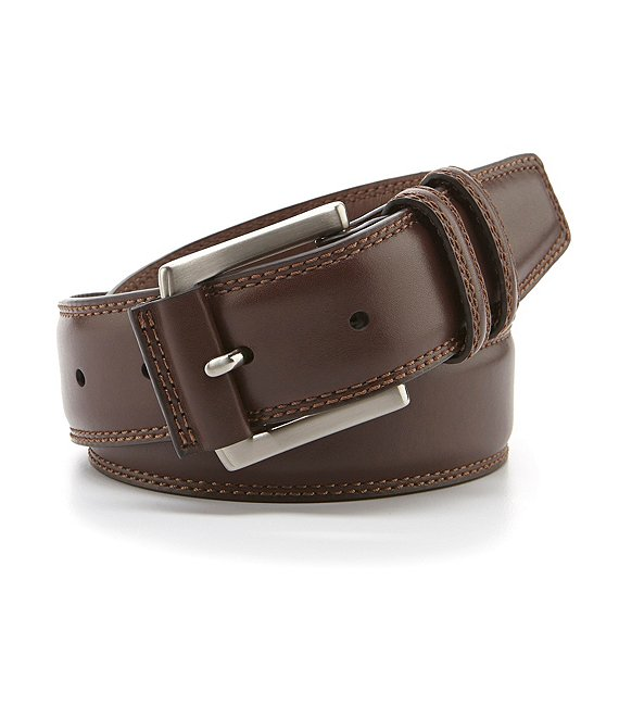 Roundtree & Yorke New Casual Leather Belt
