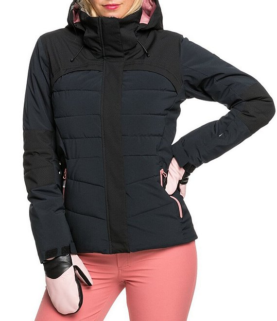 Color:True Black - Image 1 - Dakota Snow Ski Jacket