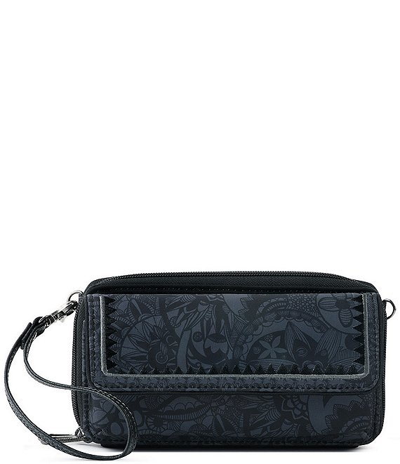 Color:Black Spirit Desert - Image 1 - Luna Phone Convertible Crossbody Wristlet