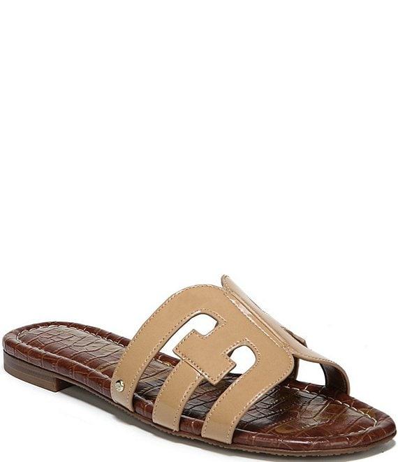 a8743a1d6 Sam Edelman Bay Patent Double E Sandals