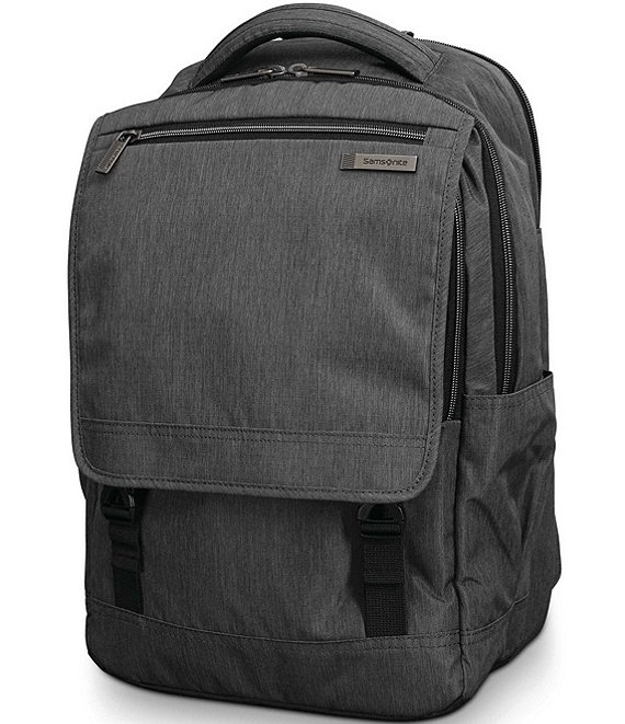 Color:Charcoal Heather - Image 1 - Modern Utility Paracycle Backpack
