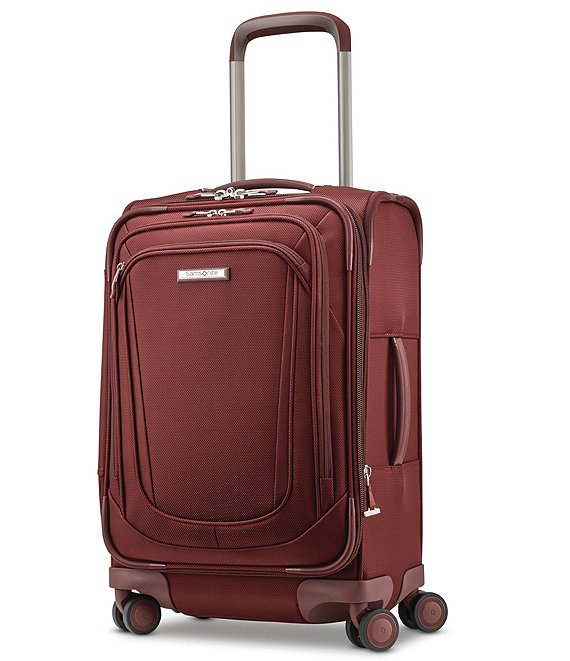Samsonite Silhouette 16 Soft Side Expandable Carry On