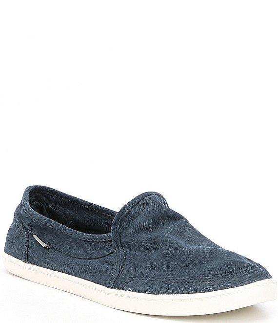 5e91559917f80 Sanuk Pair O Dice Canvas Slip-On Shoes