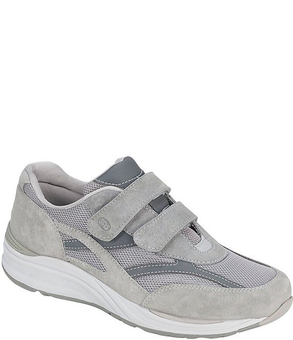 Color:Gray - Image 1 - Men's J-V Mesh Sneakers