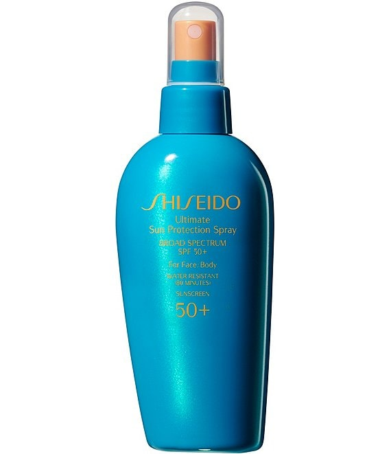 Shiseido Ultimate Sun Protection Spray SPF50+