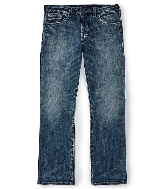 55b56297 Silver Jeans Co. Gordie Loose Fit Washed Jeans | Dillard's