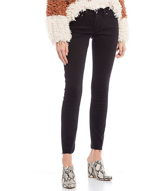 Silver Jeans Co. Tuesday Black Skinny Jeans