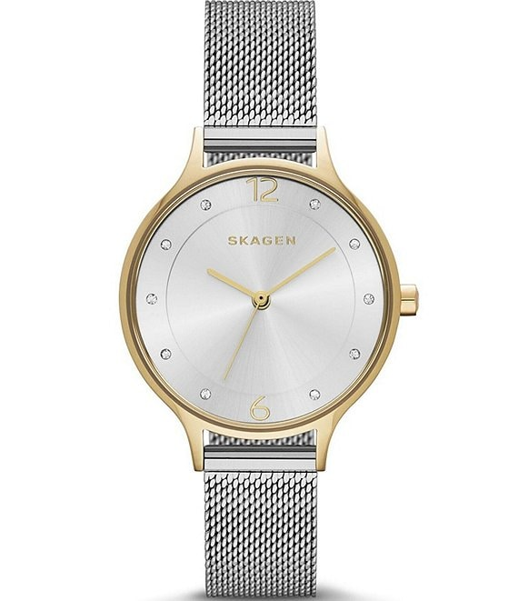 Skagen Anita Stainless Steel Analog Watch