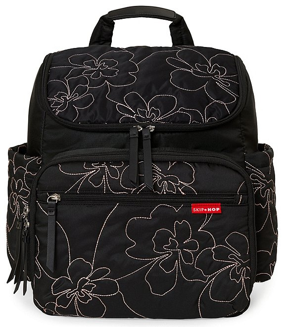 Color:Floral - Image 1 - Floral Forma Backpack Diaper Bag