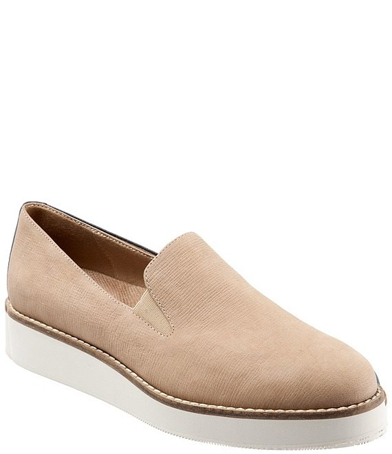 Color:Sand - Image 1 - Whistle Slip-On Sneakers