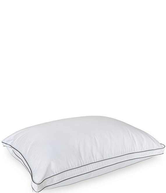 Color:White - Image 1 - Luxury Down Alternative Firm Pillow