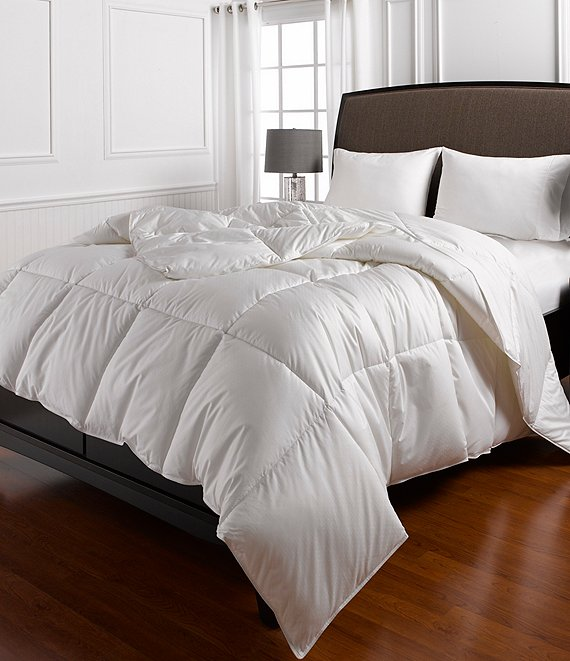 Color:White - Image 1 - Extra Warmth Down Comforter Duvet Insert