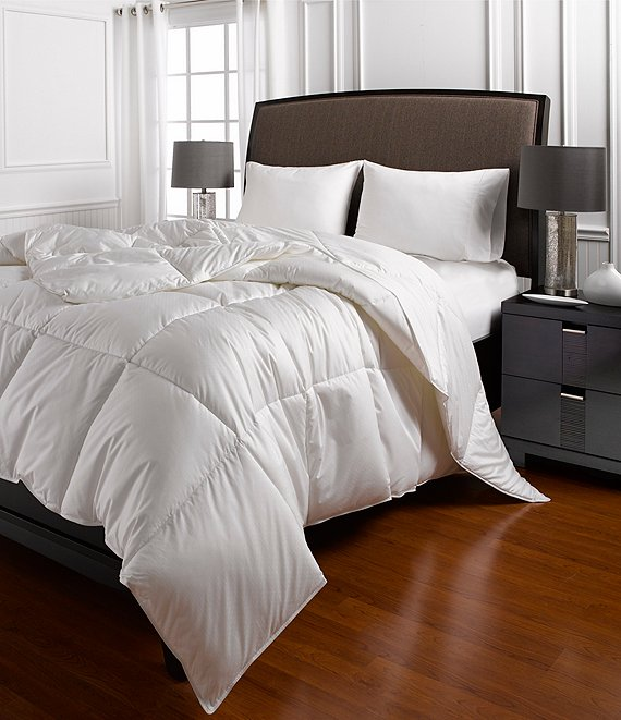 Color:White - Image 1 - Extra Warmth Down Alternative Comforter Duvet Insert