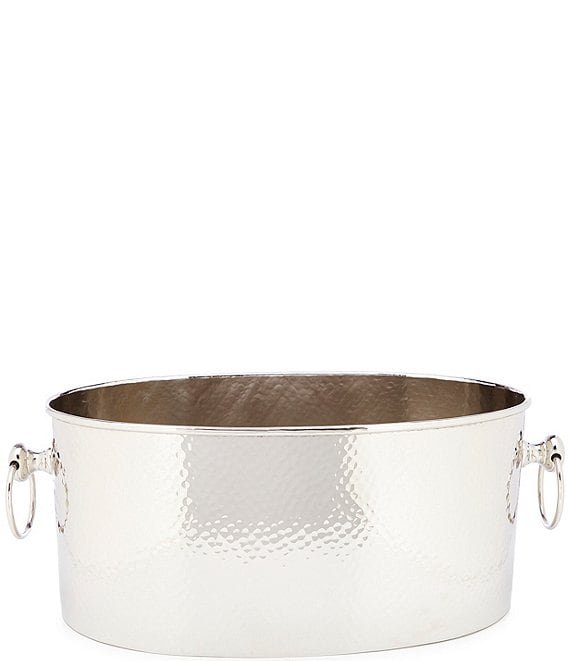 Southern Living Hammered Party Tub