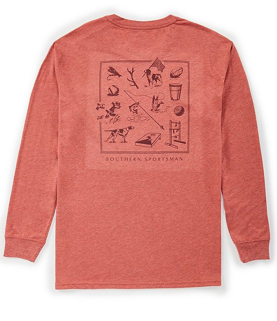Southern Proper Southern Sportsman Long-Sleeve Tee