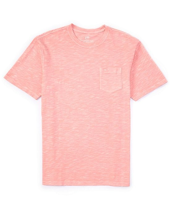 Color:Fresco Pink - Image 1 - BeachWalker Short-Sleeve Tee