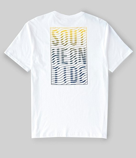 Southern Tide Gradient Wave Short-Sleeve Tee