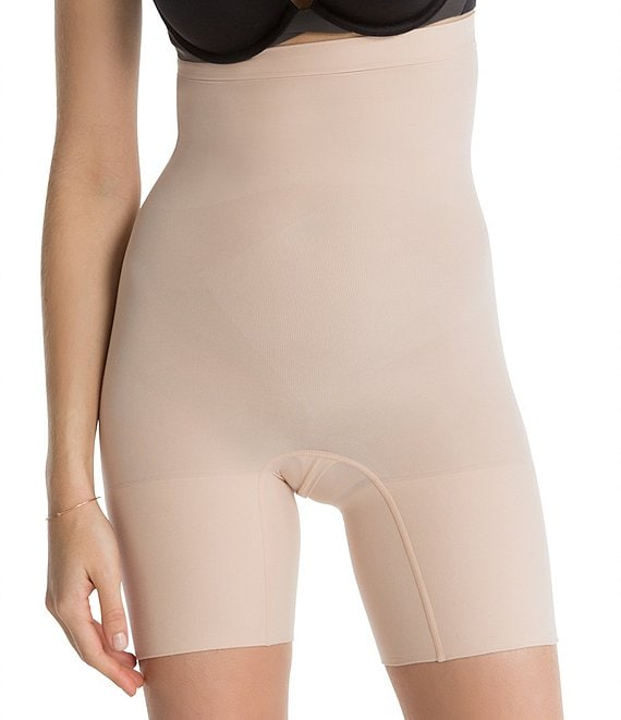 a1b7c5e17e2e Spanx High Power Mid-Thigh Short | Dillard's