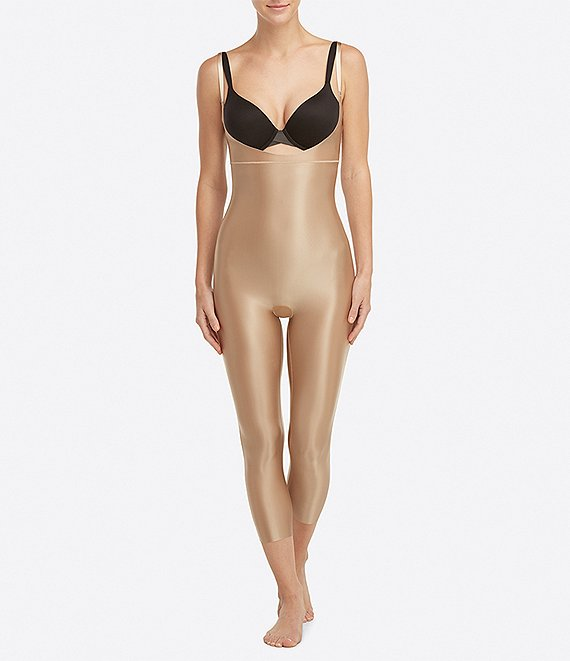 Spanx Open-Bust Catsuit